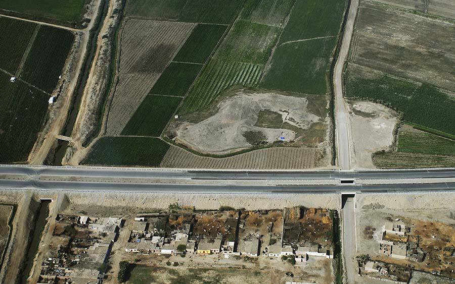 Pasos a Desnivel Santa Bárbara, Cochahuasi y Herbay Bajo